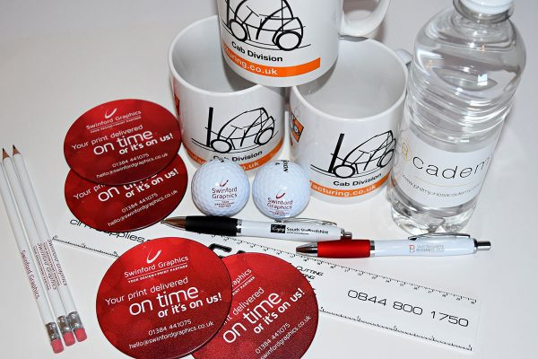 Promotional Merchandise bu Swinford Graphics