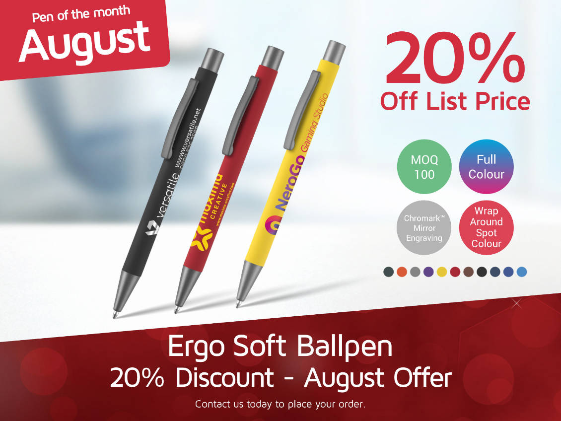 Pen of the Month - 20% OFF Special Price